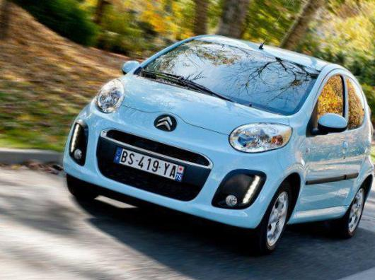 Citroen C1 5 doors new hatchback
