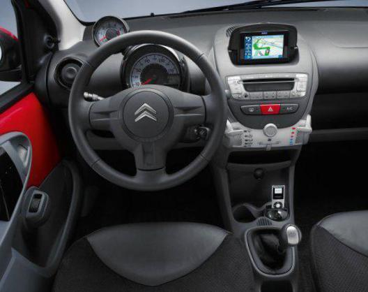 Citroen C1 3 doors review 2009