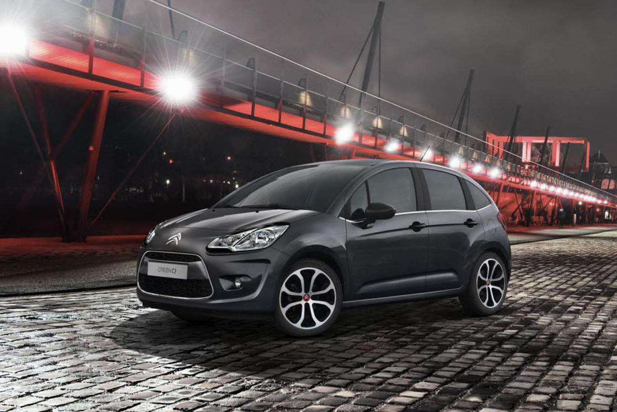 Citroen C3 how mach sedan