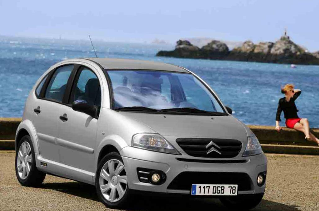 C3 Citroen prices 2012