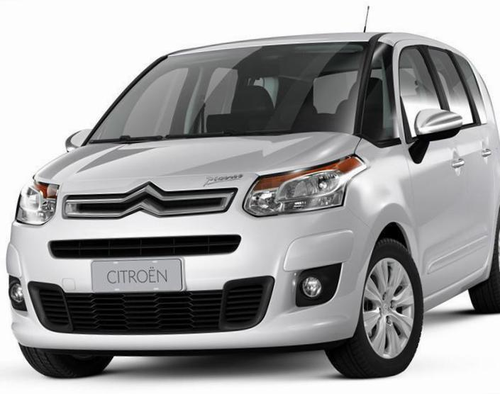 Citroen C3 Picasso Specifications 2009