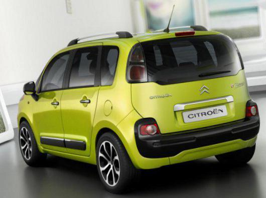 C4 5 doors Citroen cost hatchback