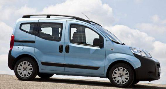 C4  3 doors Citroen price minivan