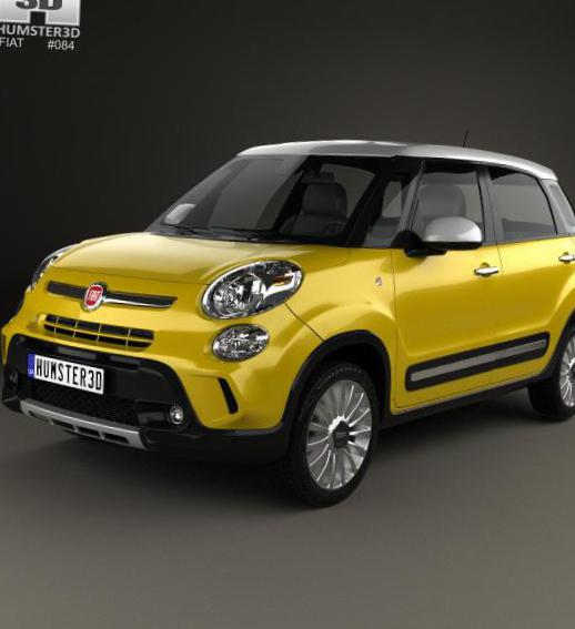 500L Trekking Fiat approved 2013