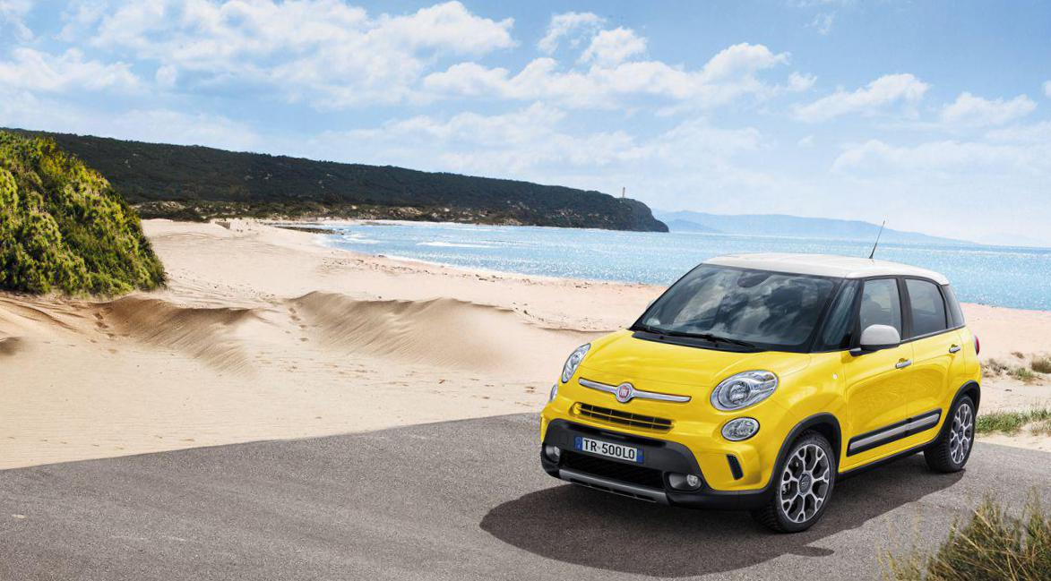 Fiat 500L Trekking prices hatchback