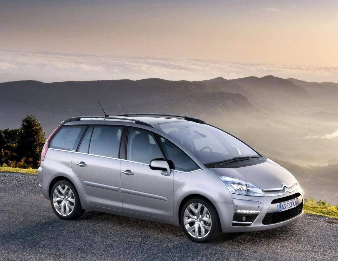 Citroen C4 Picasso prices suv