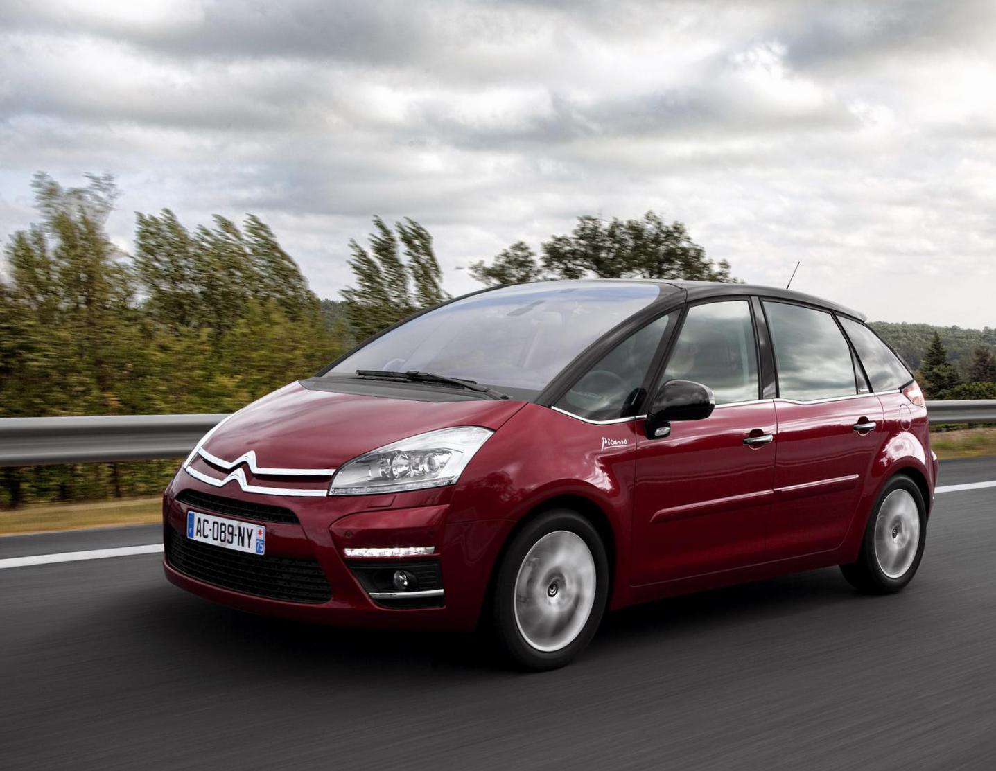 Citroen C4 Picasso Specifications hatchback