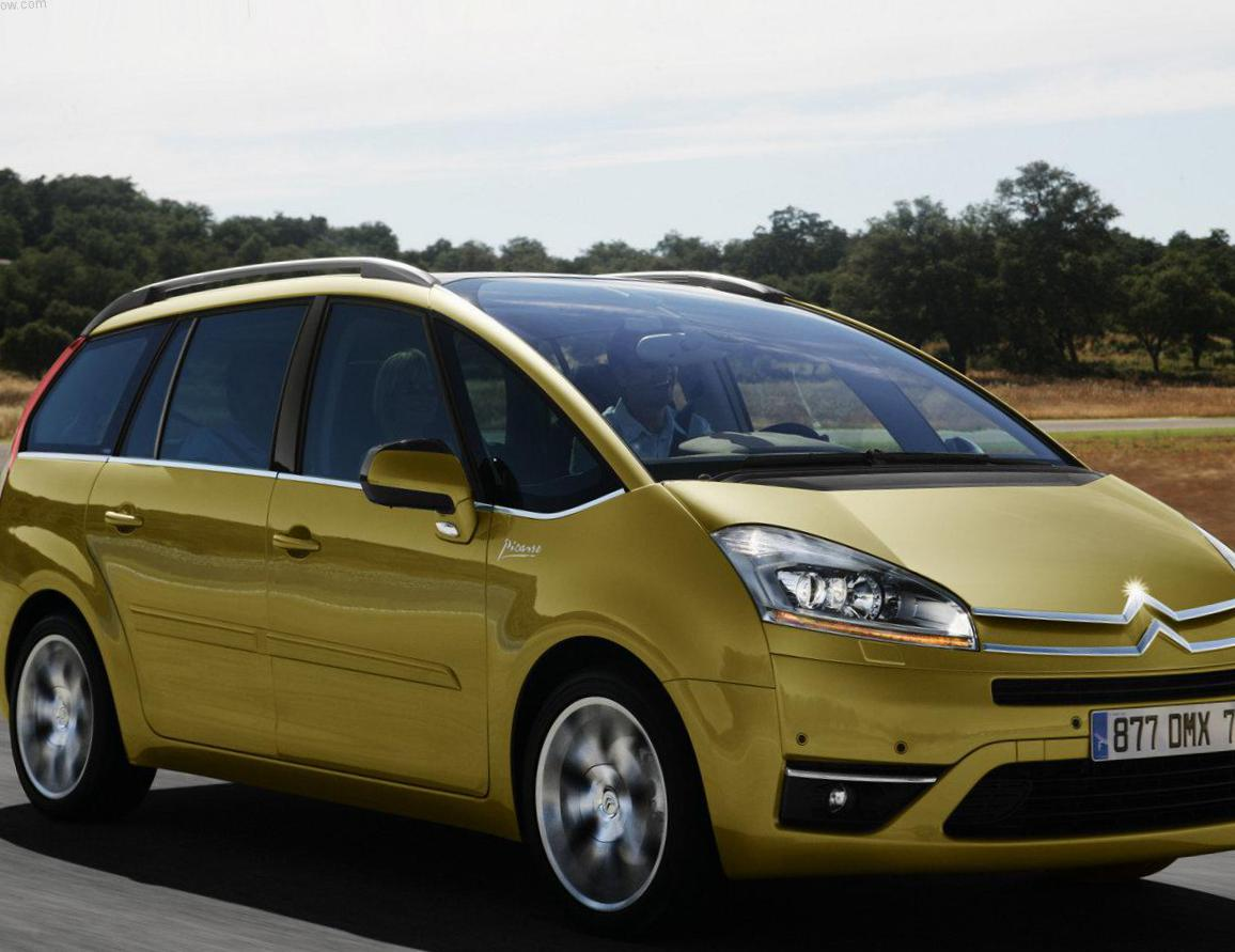Citroen C4 Picasso review 2011