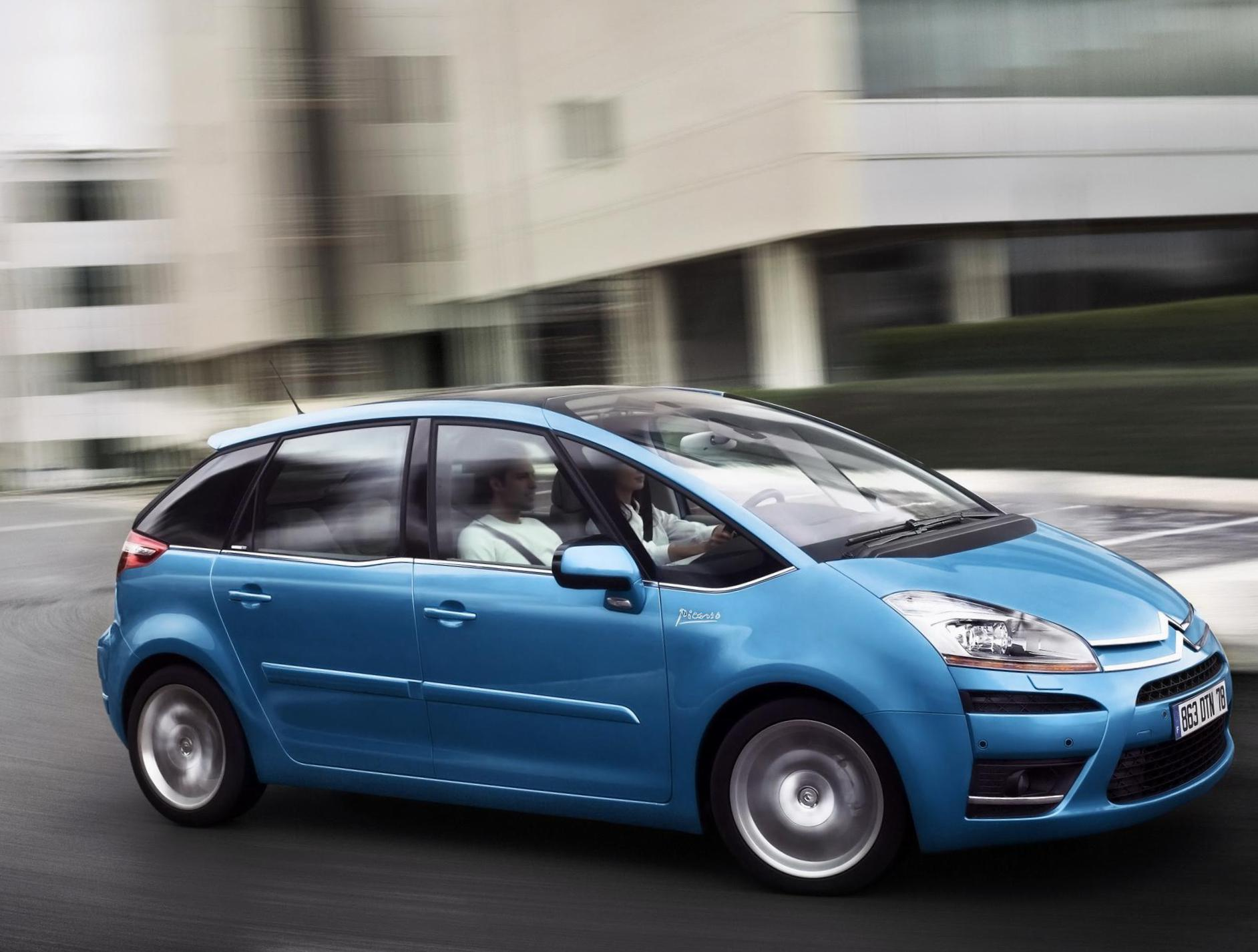 Citroen C4 Picasso Specification 2014