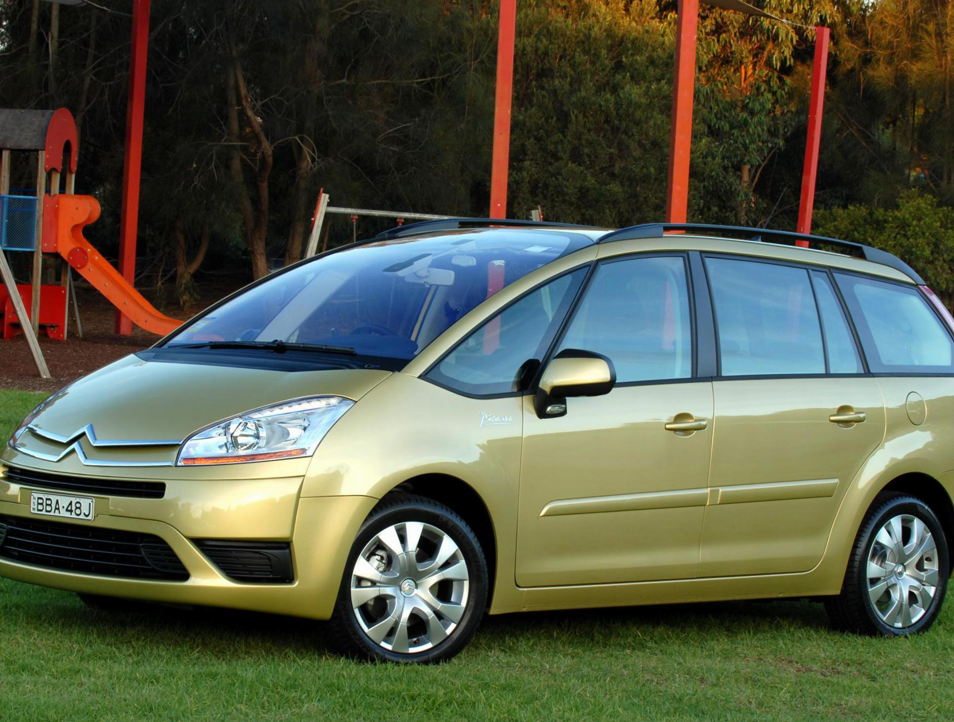 Citroen Grand C4 Picasso approved 2014