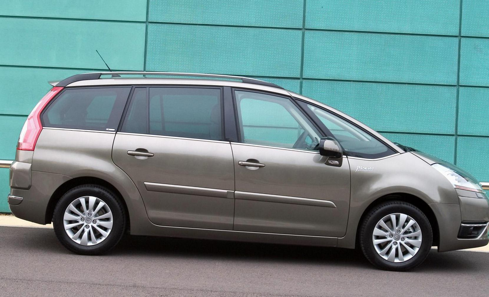 Grand C4 Picasso Citroen approved 2009