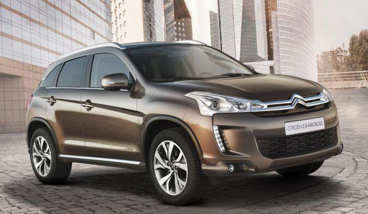 Citroen C4 Aircross prices hatchback