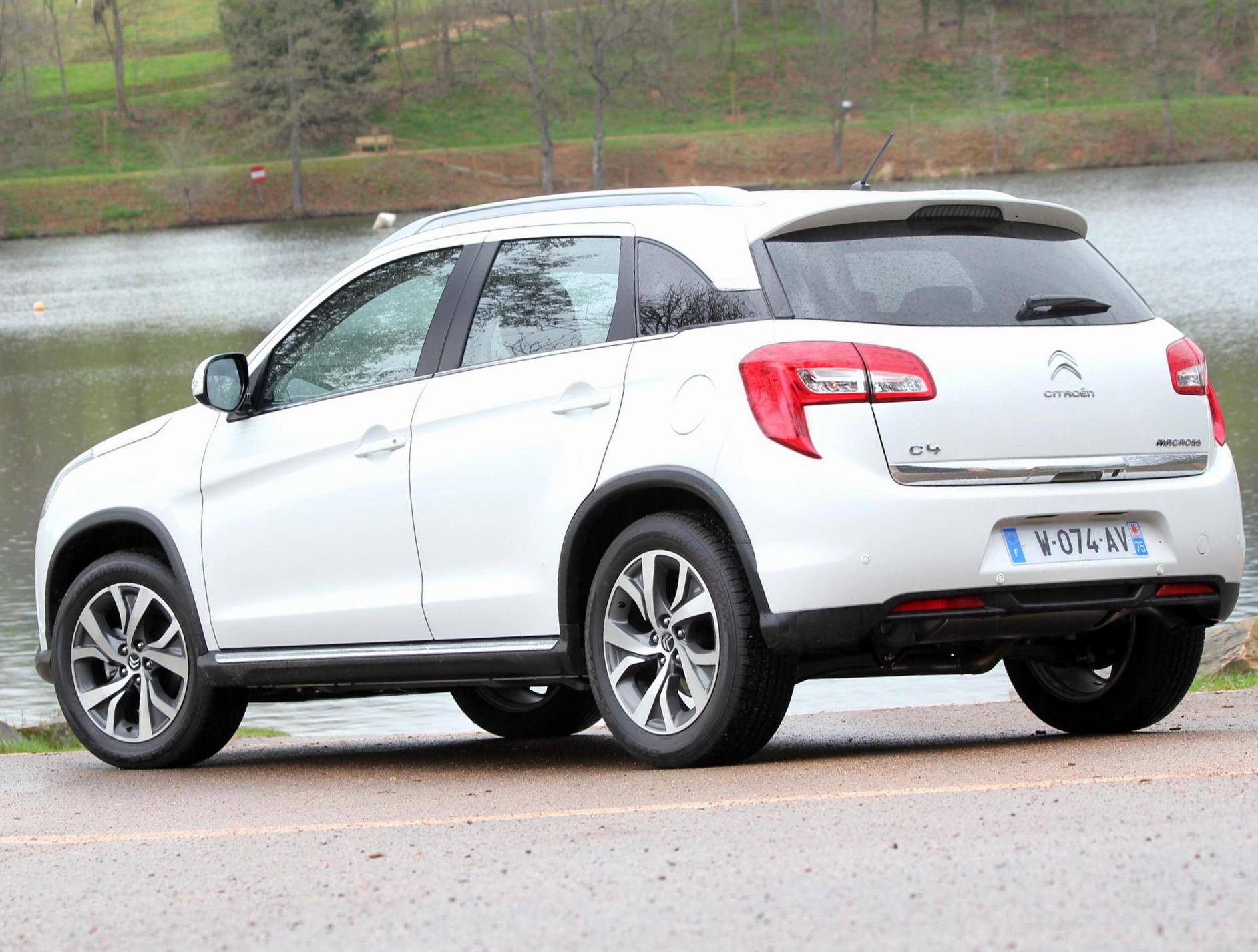 Citroen C4 Aircross Specifications 2009