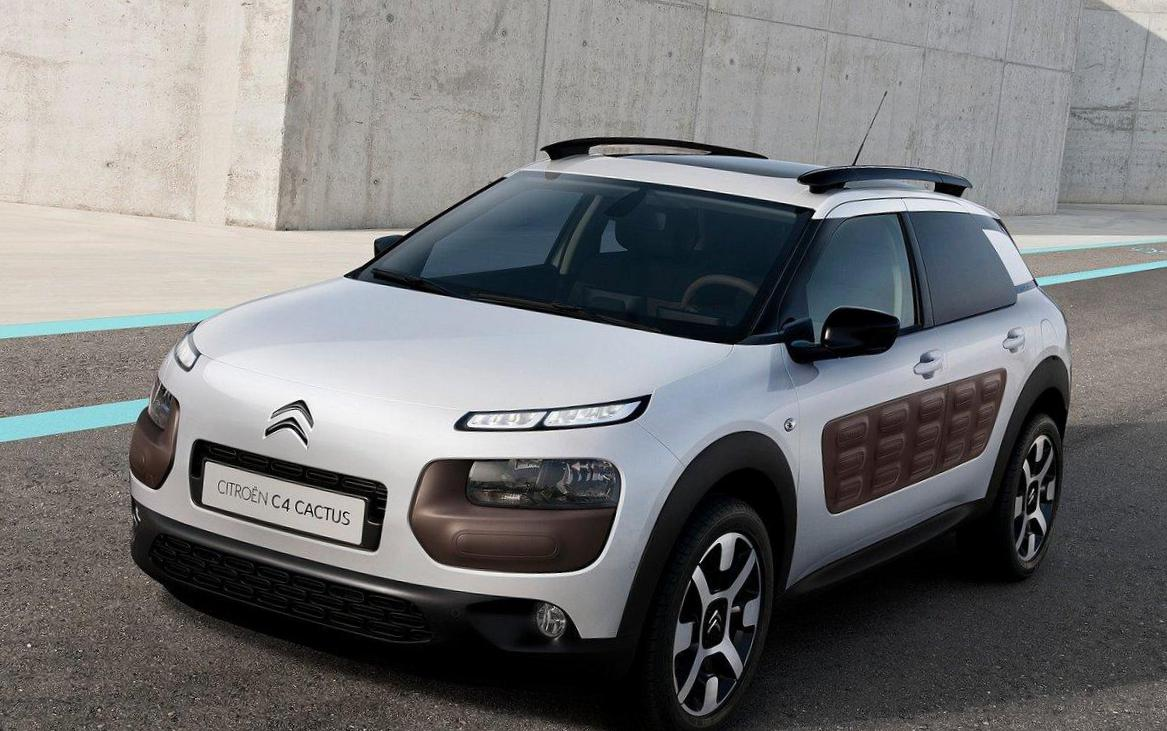 Citroen C4 Cactus prices 2007