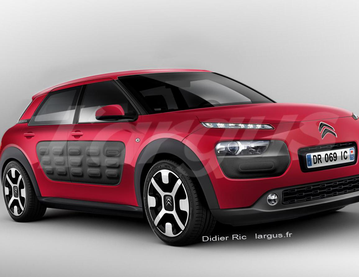 Tesla Suv Specs >> Citroen C4 Cactus Photos and Specs. Photo: Citroen C4 Cactus tuning and 23 perfect photos of ...