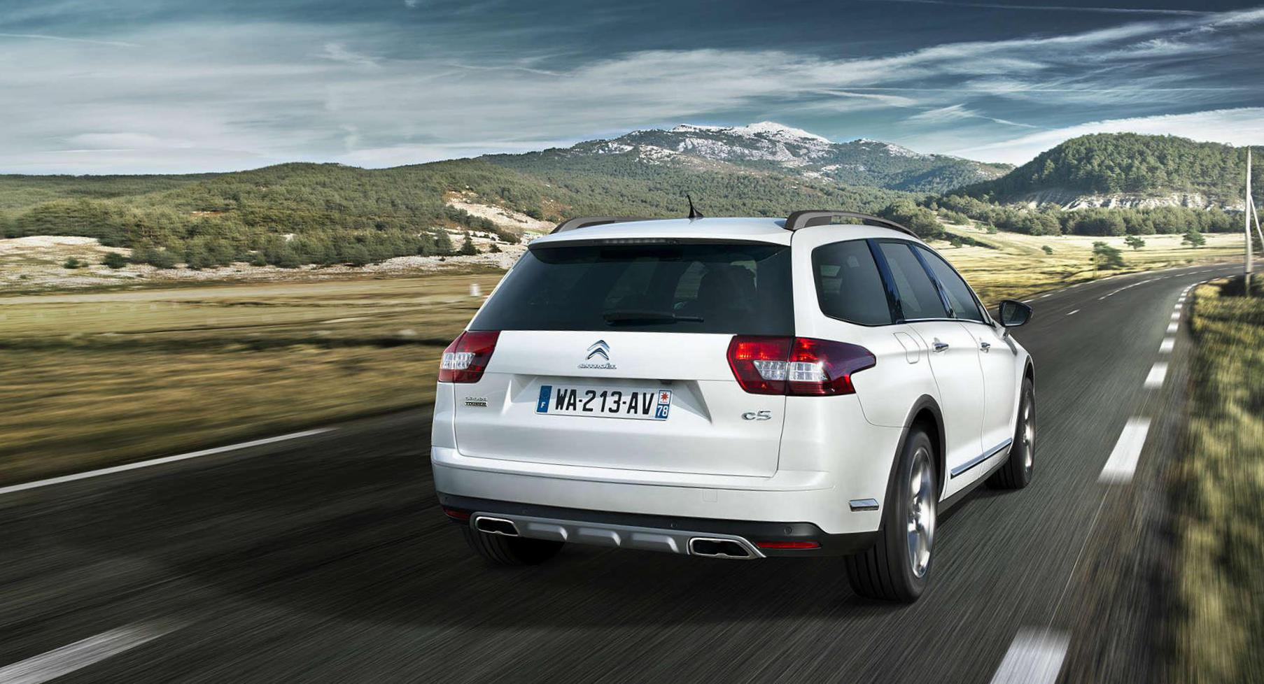 C5 CrossTourer Citroen reviews suv