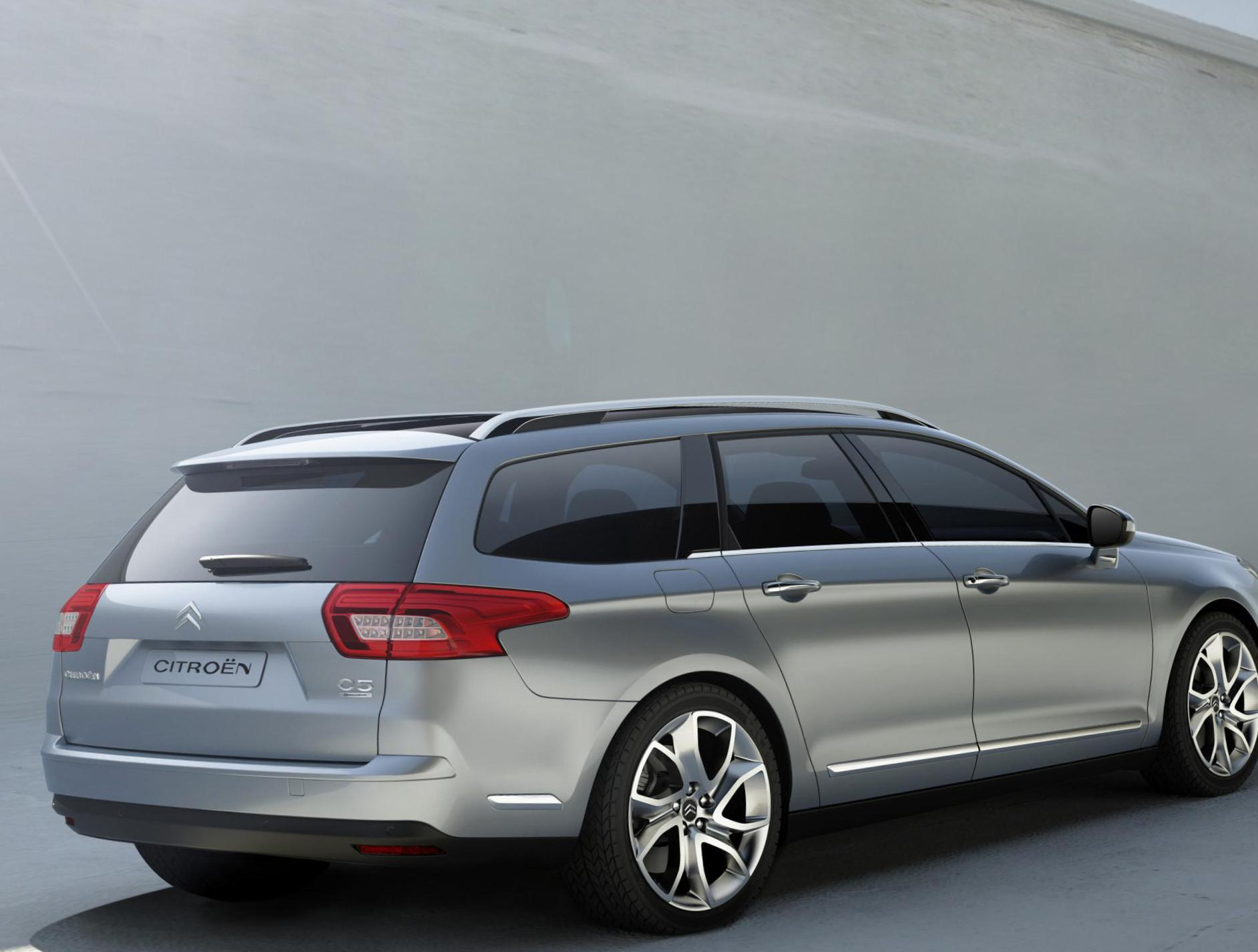 Citroen C5 approved 2013