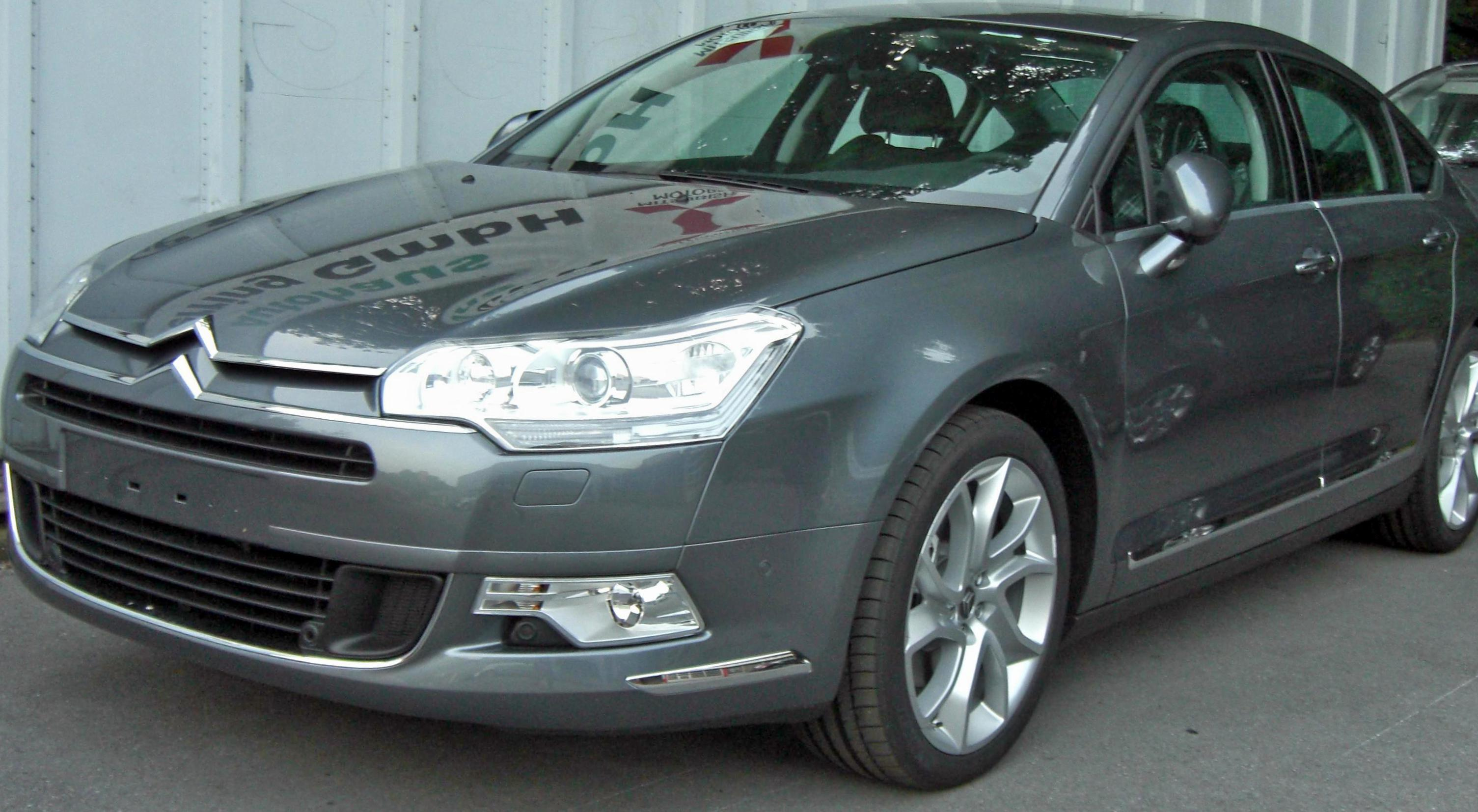 Citroen C5 prices 2013