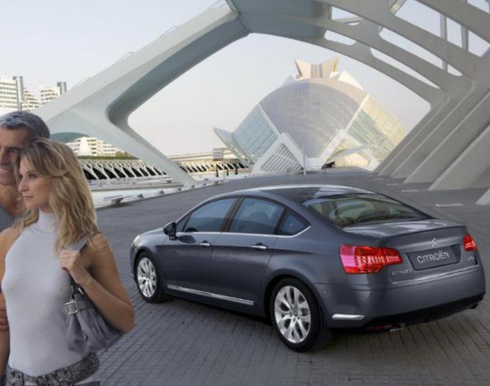 Citroen C5 Specifications 2013