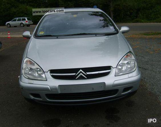 Citroen C5 approved suv