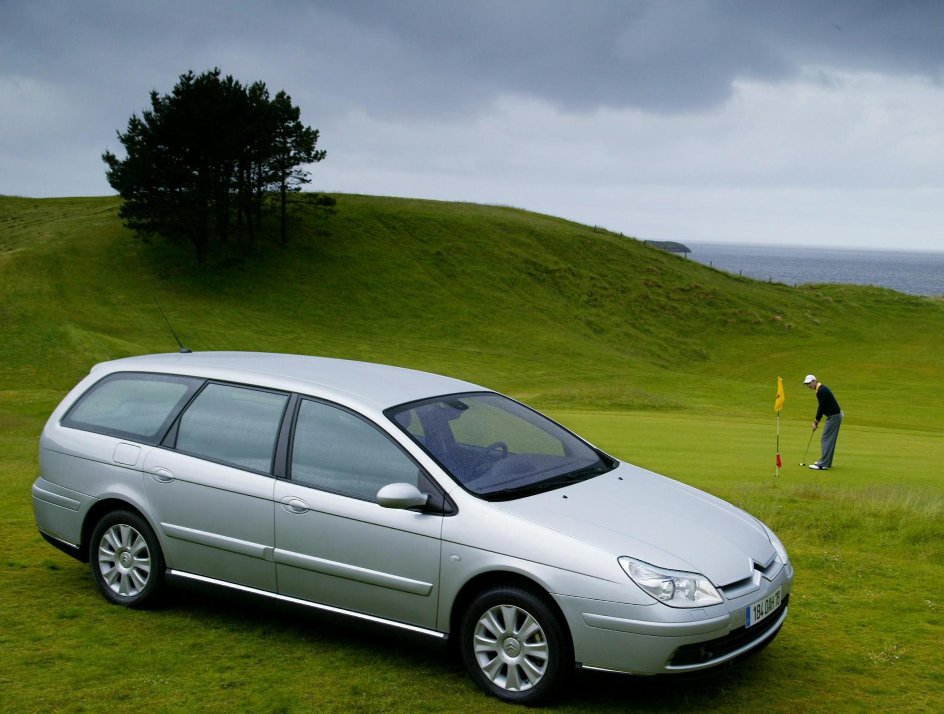 Citroen C5 configuration wagon