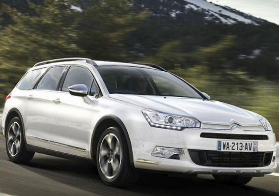 Citroen C5 Tourer Specifications hatchback