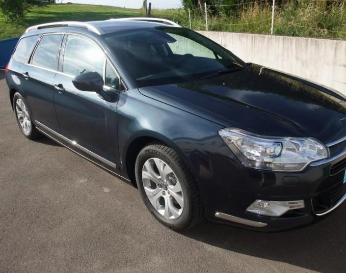 Citroen C5 Tourer tuning hatchback