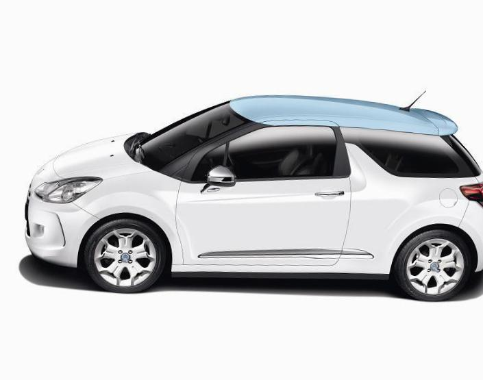 Citroen DS3 Specifications 2005