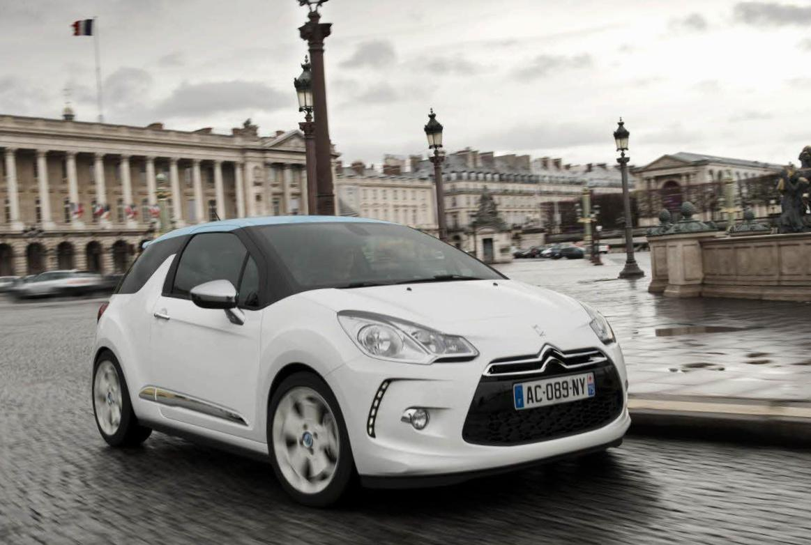 DS3 Citroen Specifications suv