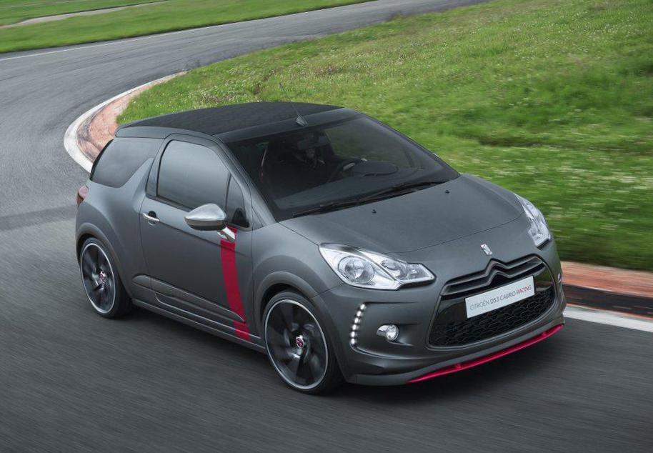 DS3 Cabrio Citroen review hatchback