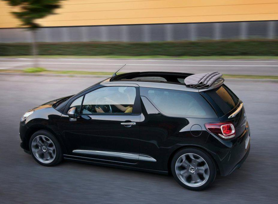 citroen ds3 cabrio photos and specs photo ds3 cabrio. Black Bedroom Furniture Sets. Home Design Ideas