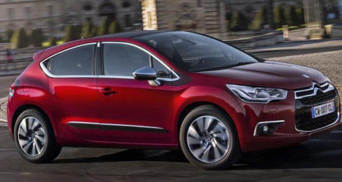 Citroen DS4 reviews sedan