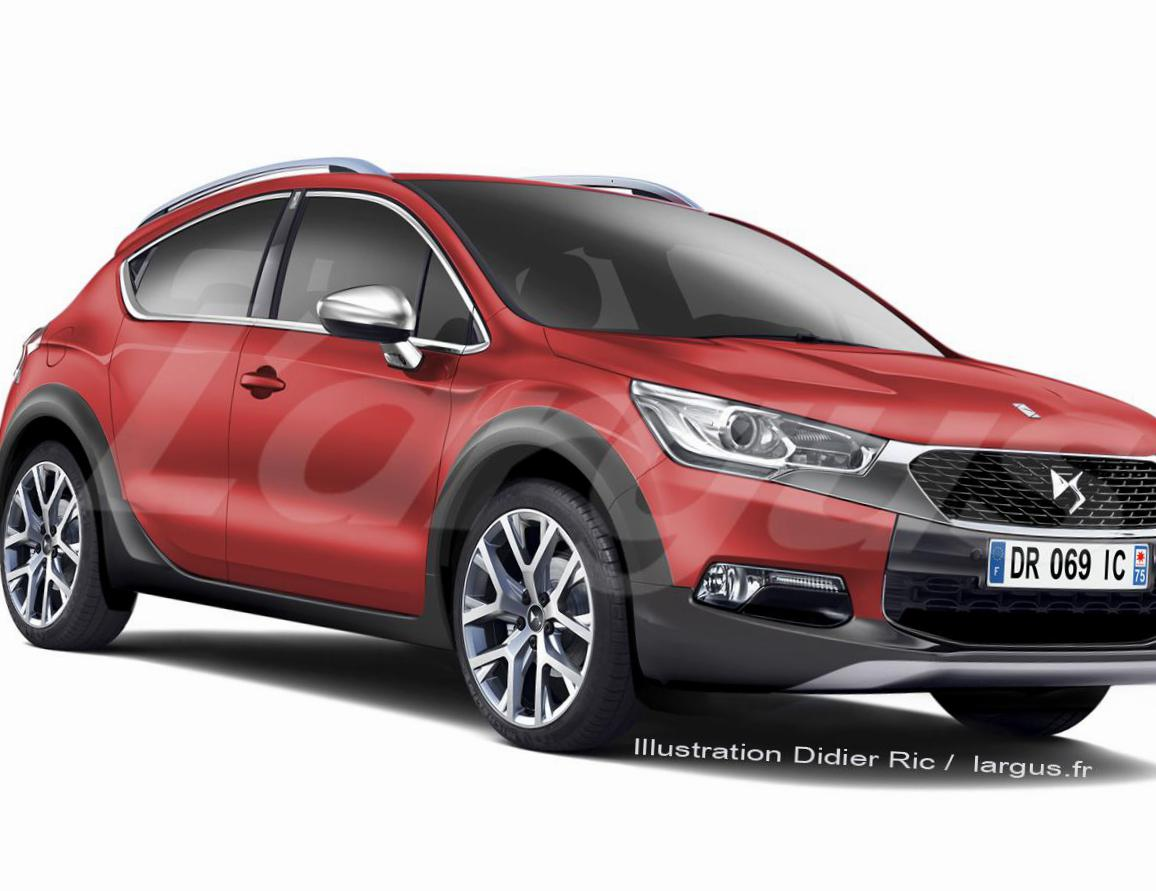 Citroen DS4 Crossback for sale 2015