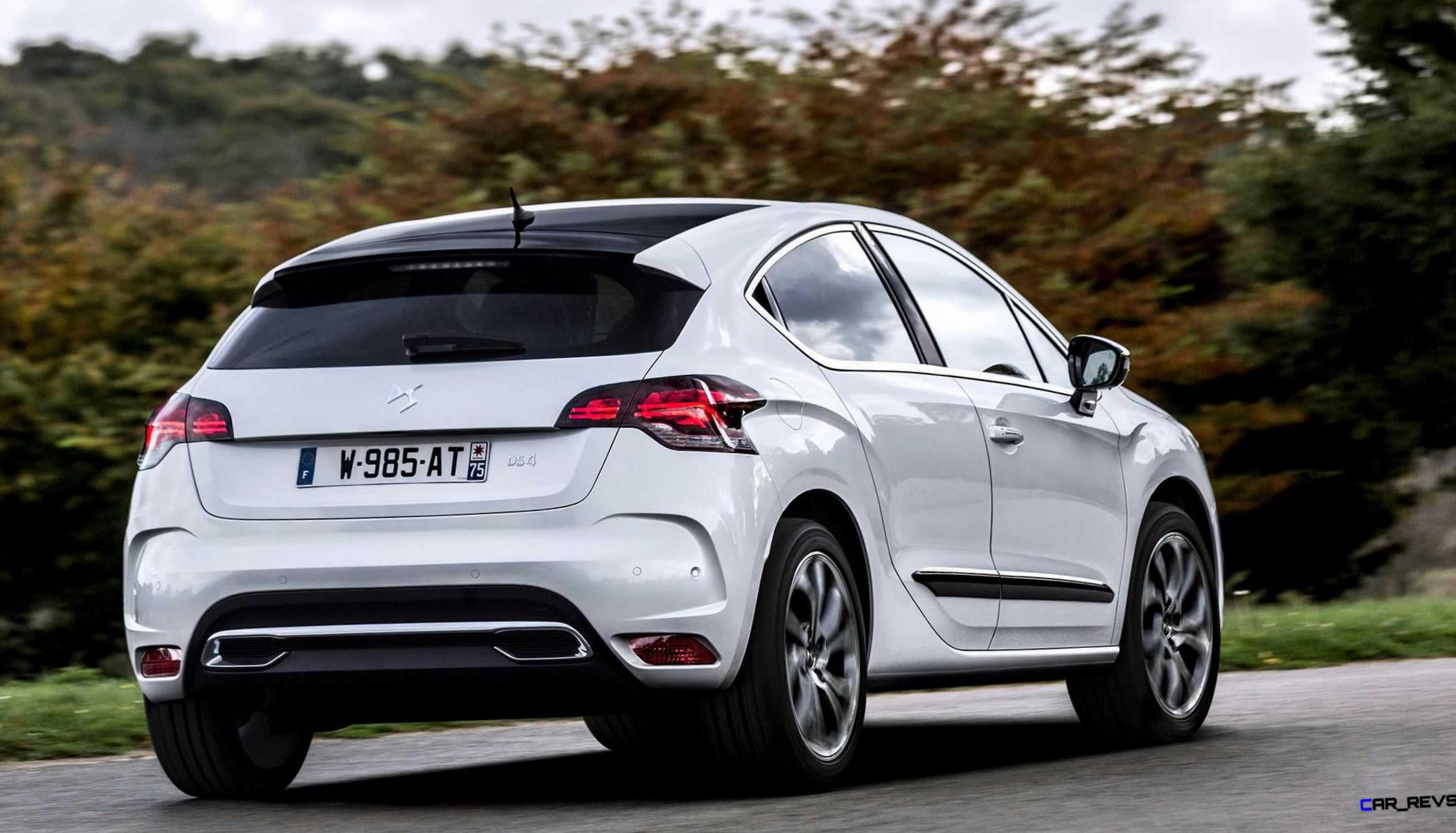 Citroen DS4 Crossback prices hatchback