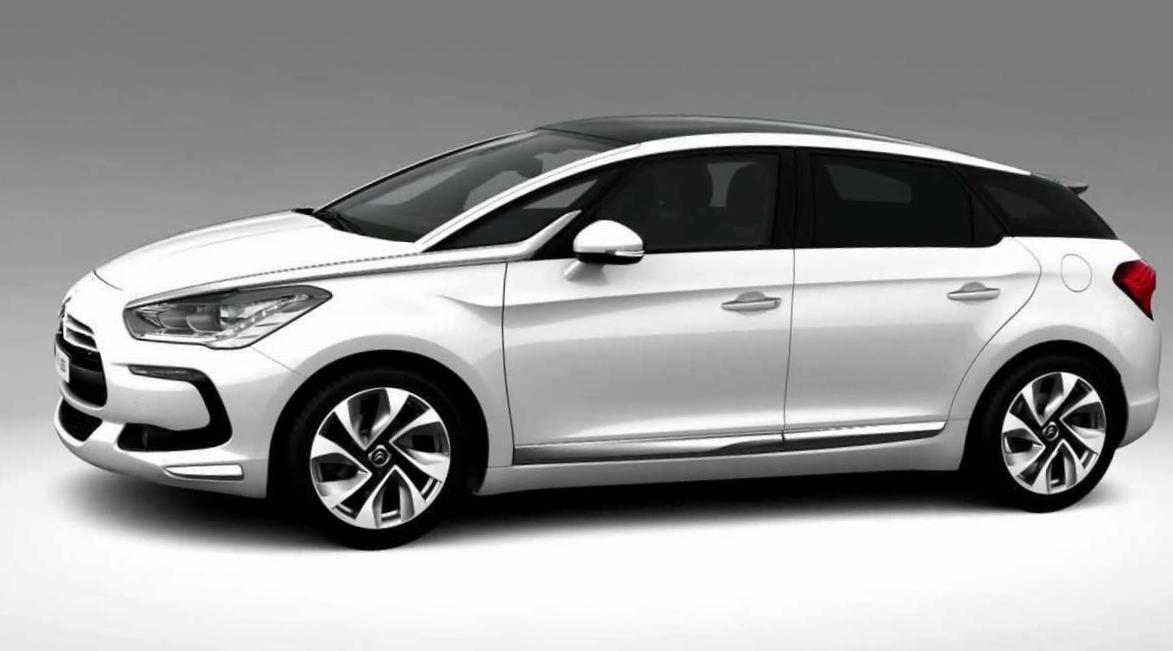 Citroen DS5 review hatchback