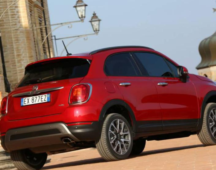 Fiat 500X City Look Specifications suv