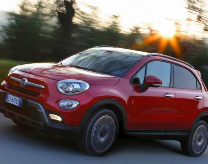 Fiat 500X City Look tuning 2013
