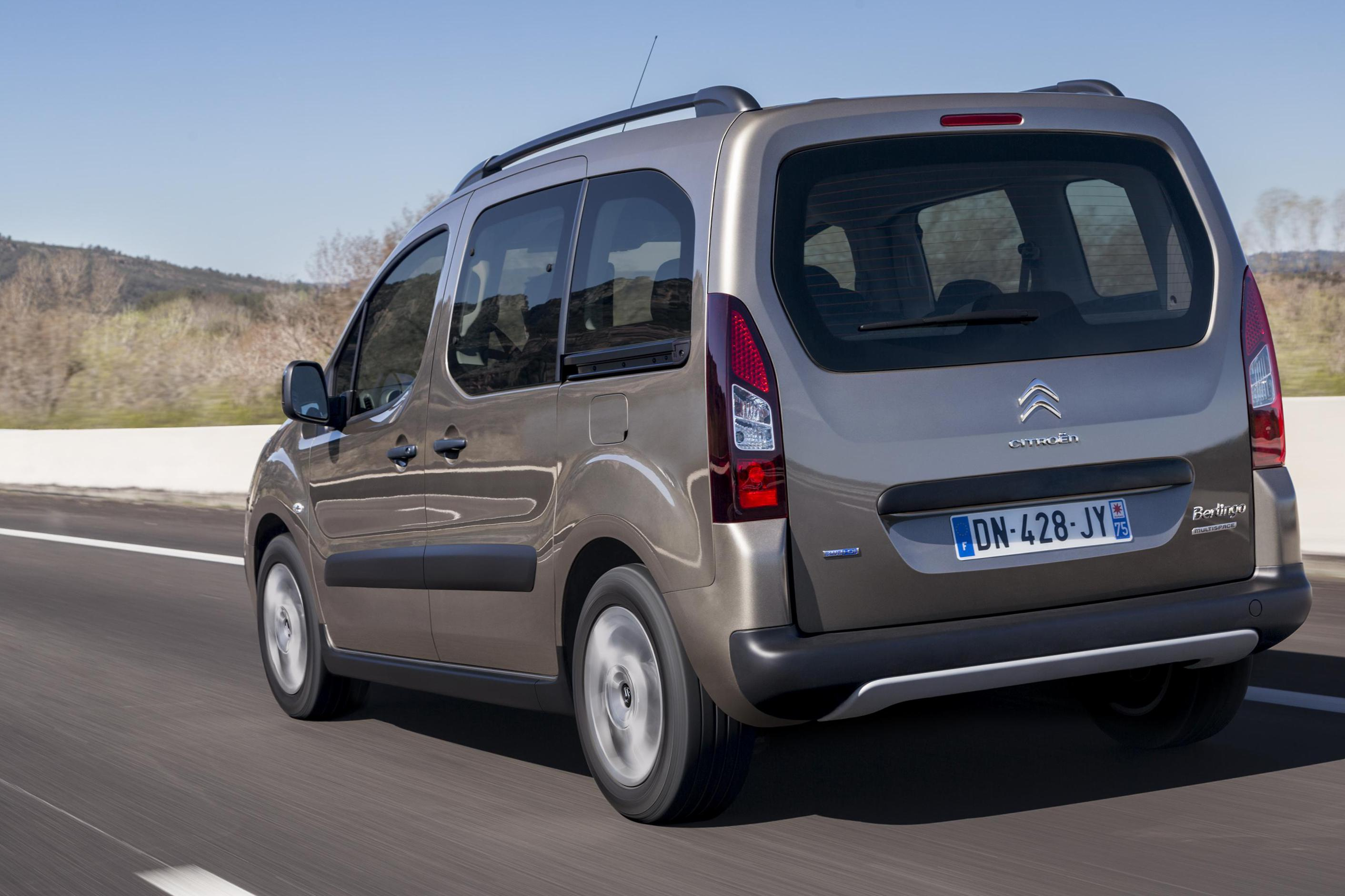 Berlingo Multispace Citroen how mach 2009