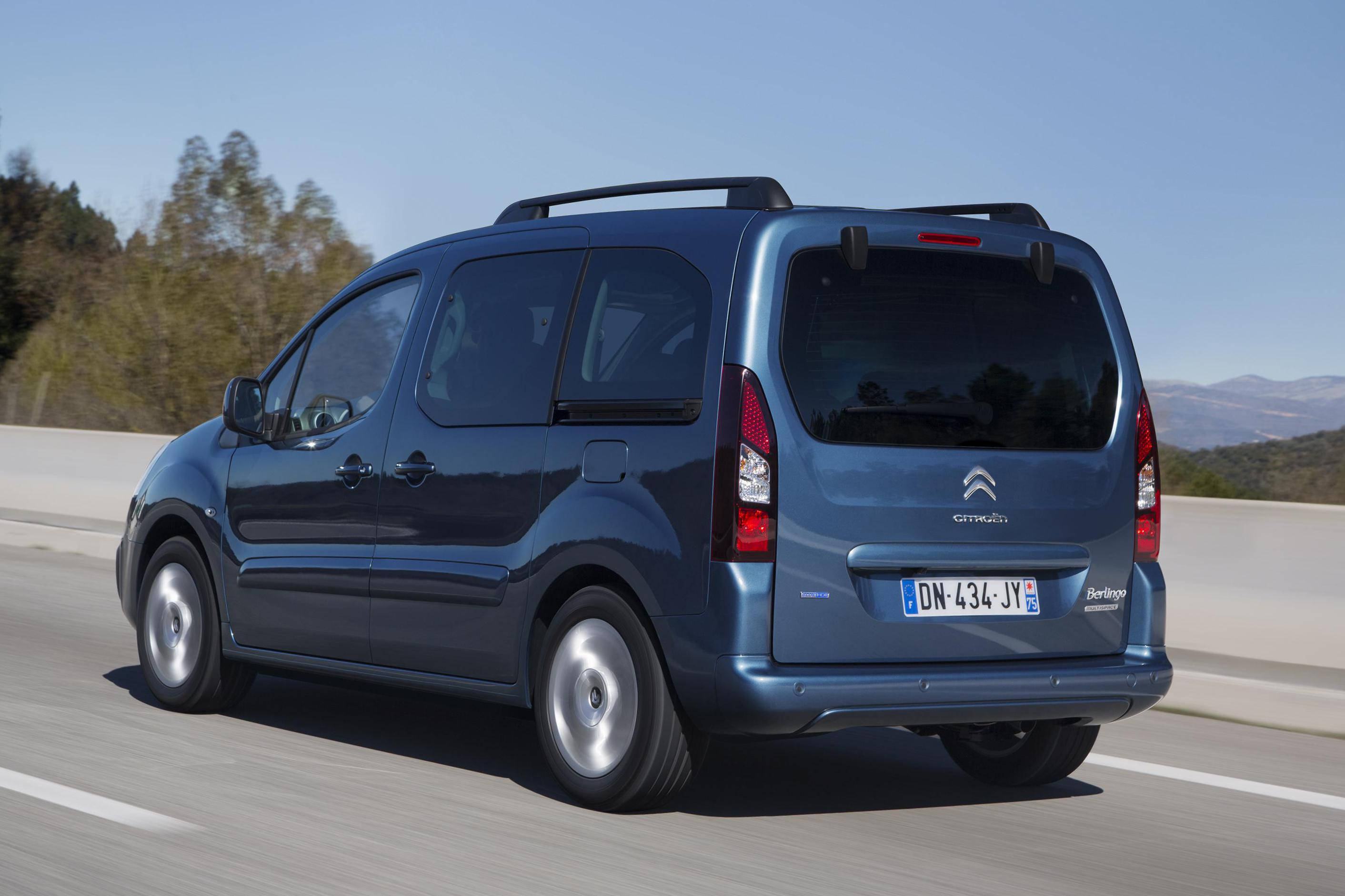 Citroen Berlingo Multispace auto 2012