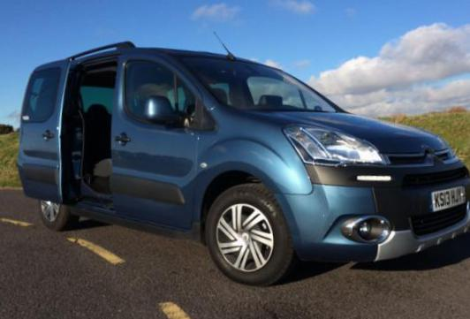 Citroen Berlingo Multispace cost coupe