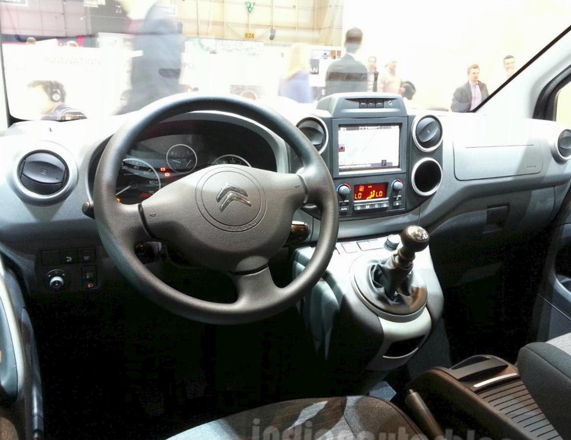 Citroen Berlingo Multispace Specification hatchback