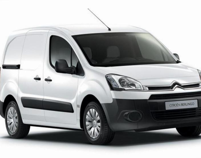 Berlingo Citroen approved minivan