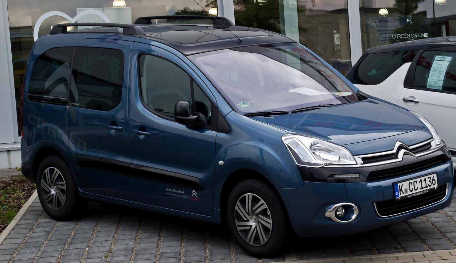 Berlingo Citroen price suv