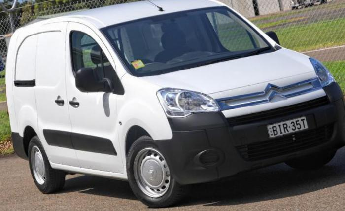 Berlingo Citroen prices 2012