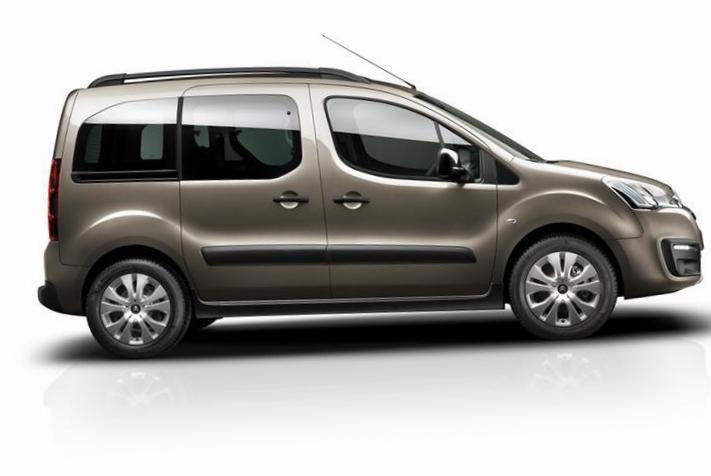 Berlingo Citroen used 2008