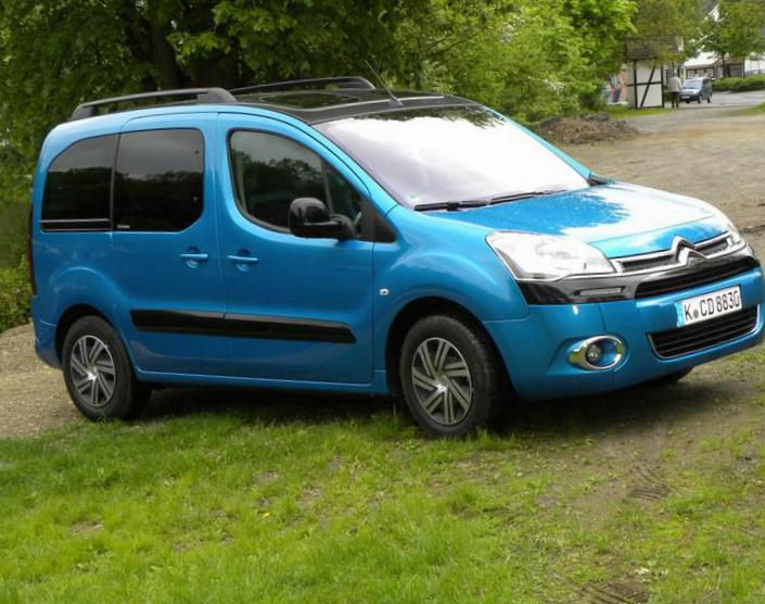 Berlingo Multispace Citroen models 2013
