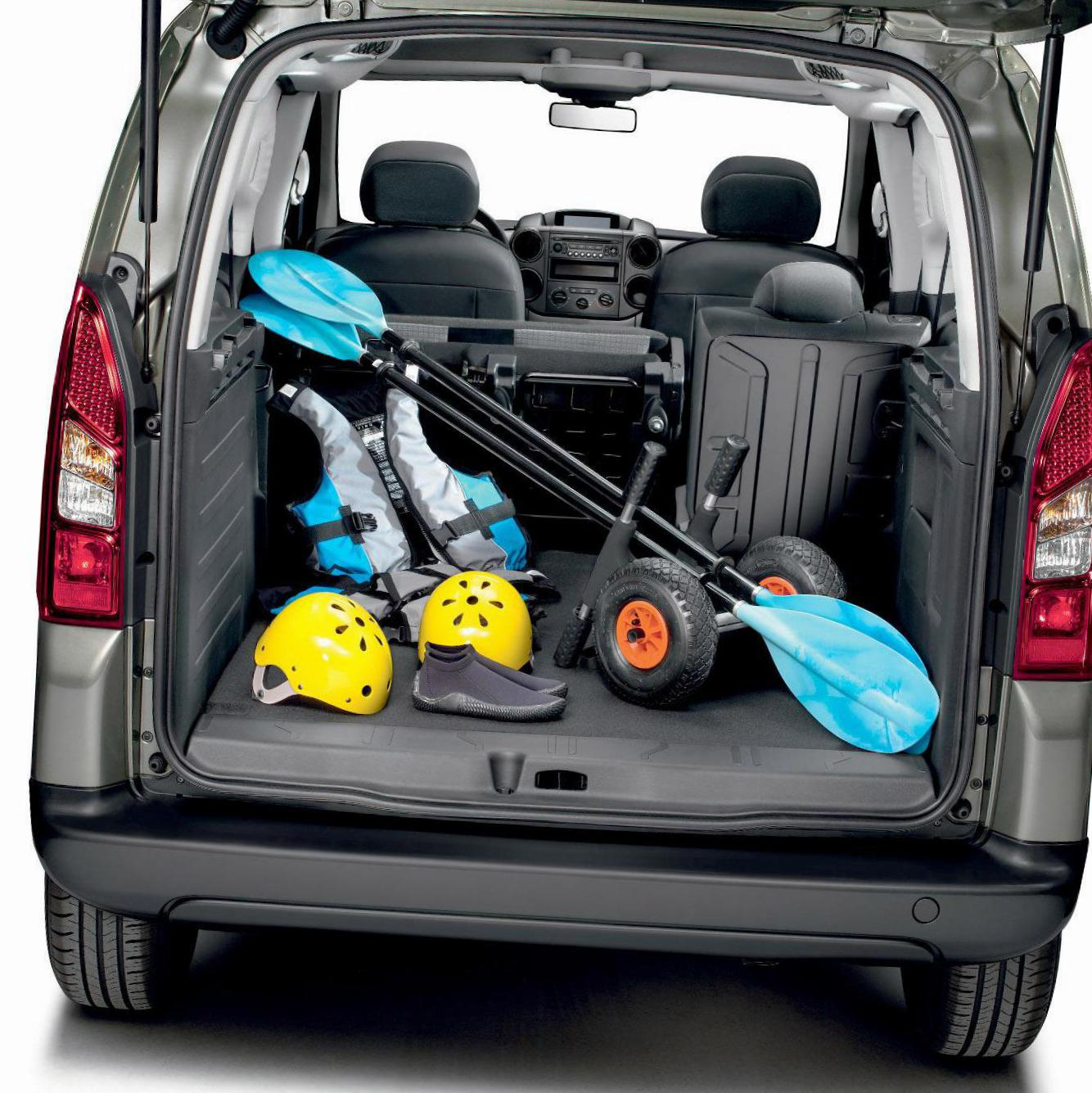 Citroen Berlingo Multispace configuration 2011