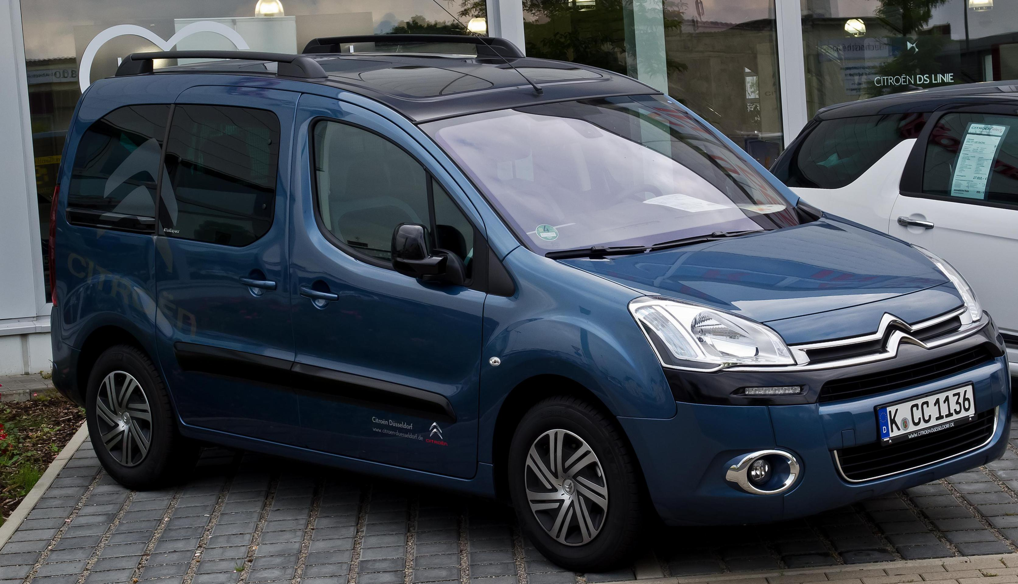 citroen berlingo specs auto cars. Black Bedroom Furniture Sets. Home Design Ideas