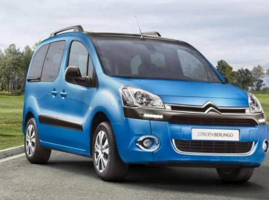 Citroen Berlingo models sedan