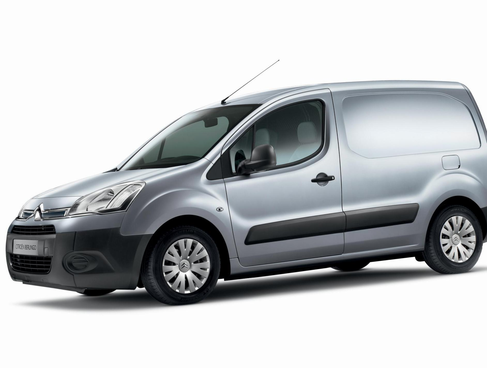 Citroen Berlingo Specifications 2014